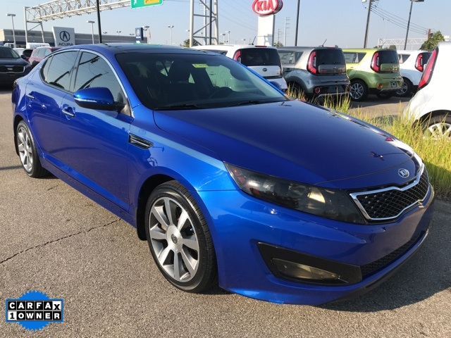 Pre Owned 2013 Kia Optima SX