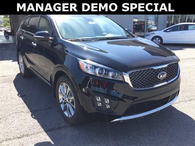 New 2018 Kia Sorento Limited V6
