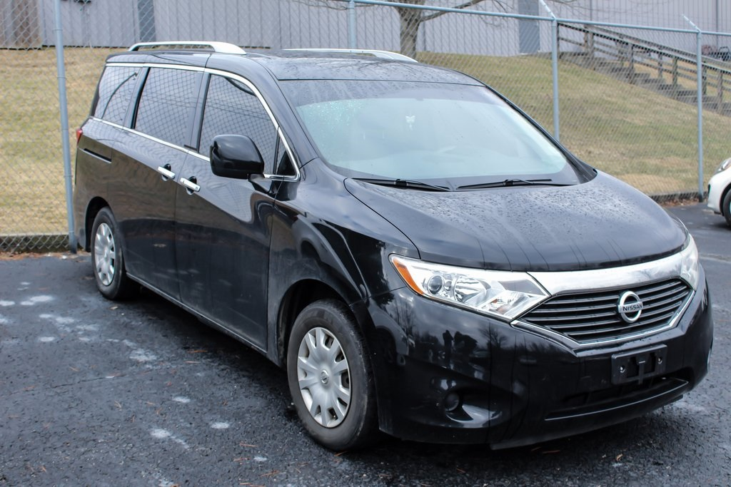 Pre-Owned 2012 Nissan Quest 3.5 S