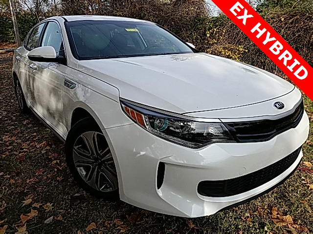 New 2017 Kia Optima Plug-In Hybrid EX
