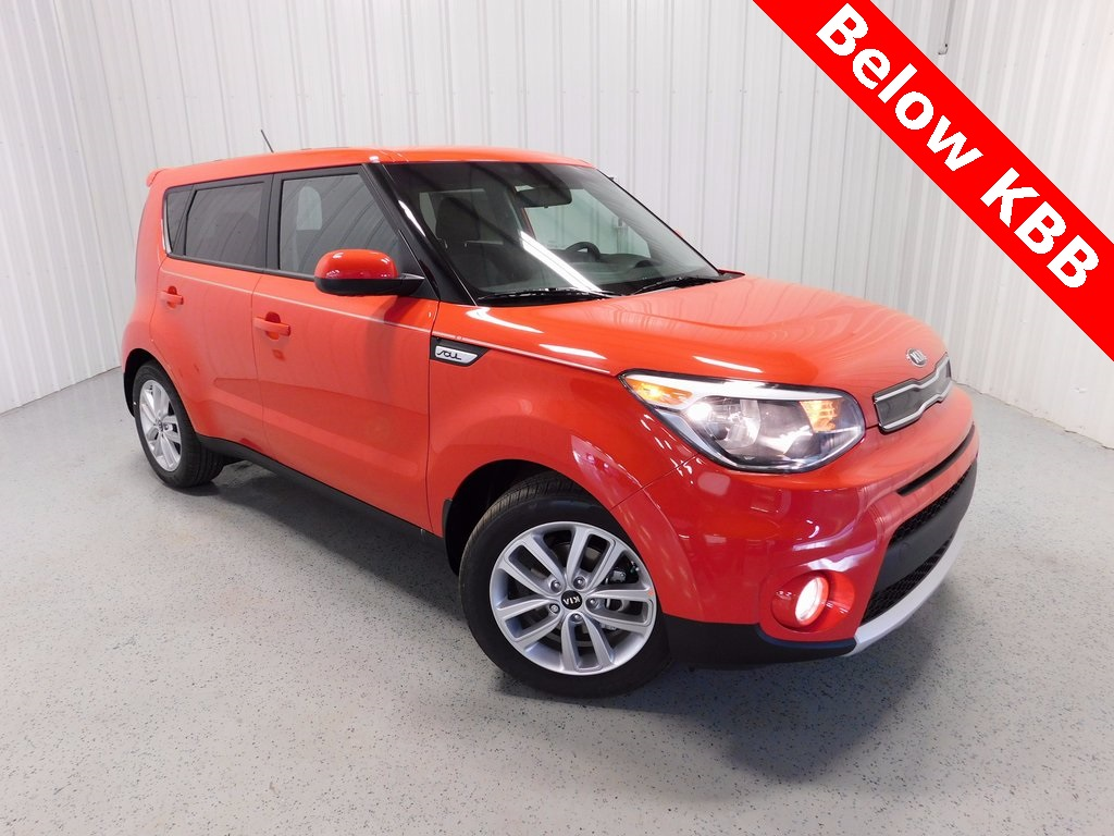 New 2018 Kia Soul Plus