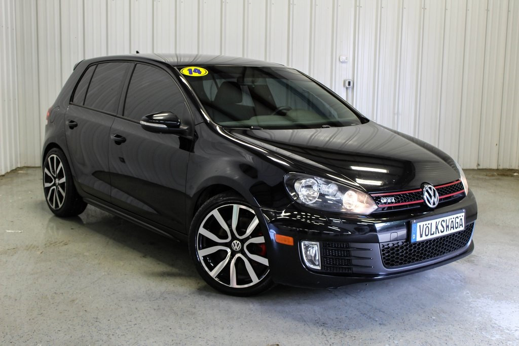Pre-Owned 2014 Volkswagen GTI Driver's Edition