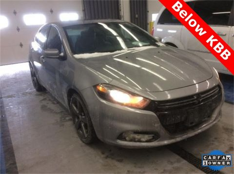 Pre-Owned 2015 Dodge Dart Limited/GT FWD 4D Sedan