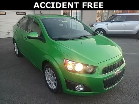 Pre-Owned 2014 Chevrolet Sonic LT FWD 4D Sedan
