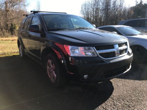 Pre-Owned 2010 Dodge Journey SXT FWD 4D Sport Utility