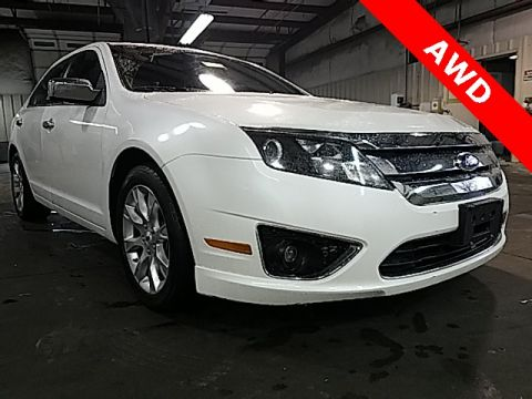 Pre-Owned 2011 Ford Fusion SEL AWD