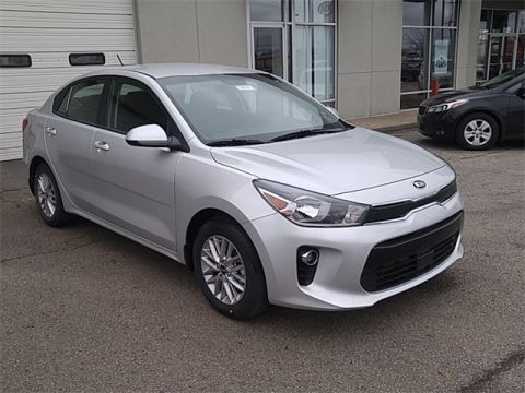 New 2018 Kia Rio EX FWD 4D Sedan