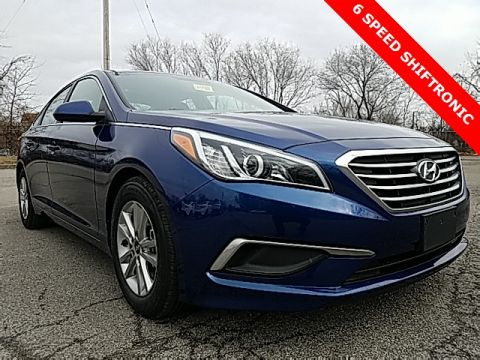 Pre-Owned 2016 Hyundai Sonata Base FWD 4D Sedan