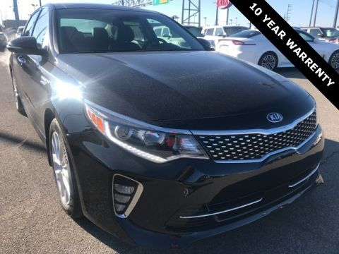 New 2018 Kia Optima EX FWD 4D Sedan