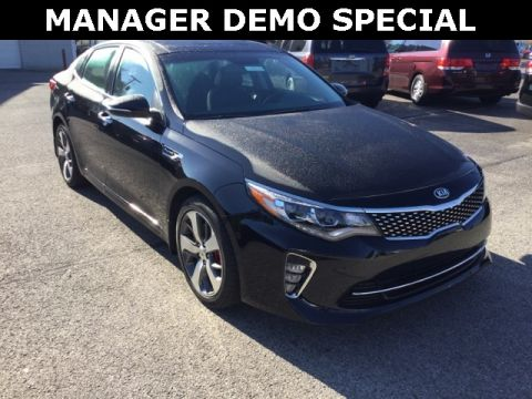 New 2018 Kia Optima SX FWD 4D Sedan