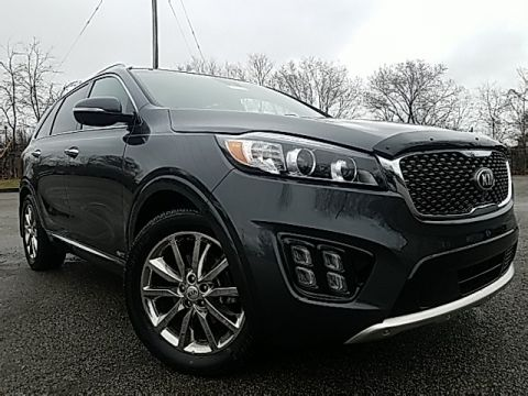 New 2018 Kia Sorento Limited V6 AWD