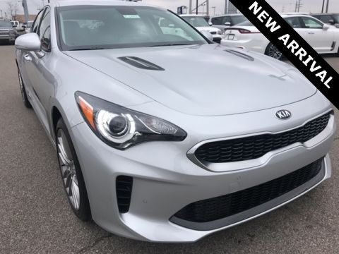 New 2018 Kia Stinger Base RWD 4D Hatchback