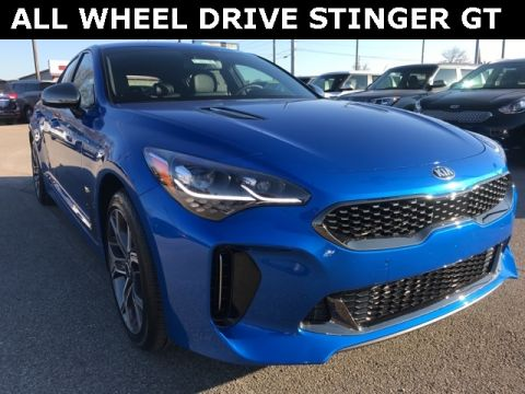New 2018 Kia Stinger GT AWD