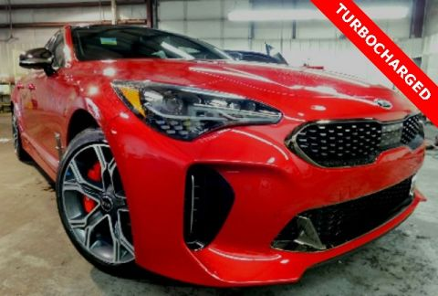 New 2018 Kia Stinger GT2 With Navigation & AWD