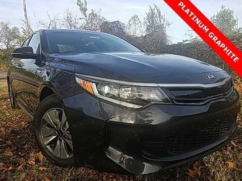 New 2017 Kia Optima Hybrid Base FWD 4D Sedan