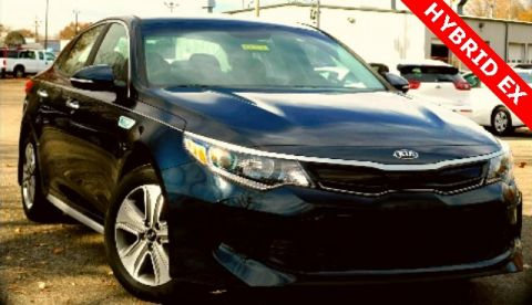 New 2017 Kia Optima Hybrid EX FWD 4D Sedan