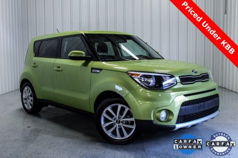 Pre-Owned 2017 Kia Soul Plus FWD 4D Hatchback